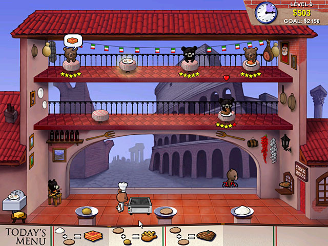 Game screenshot 1 Teddy Tavern: A Culinary Adventure