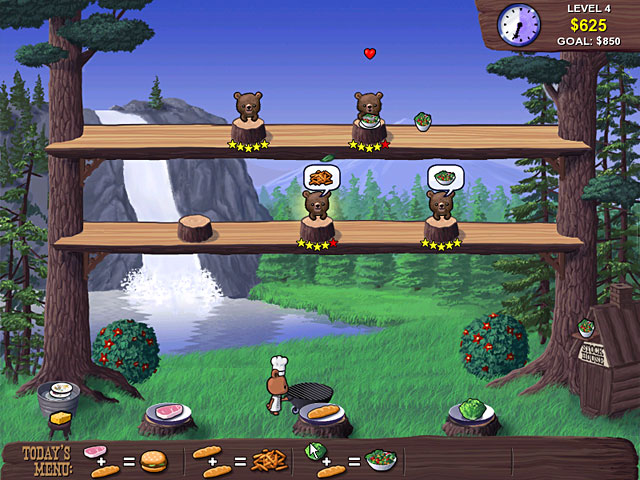 Game screenshot 2 Teddy Tavern: A Culinary Adventure