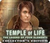Temple of Life: The Legend of Four Elements Collector's Edition depiction