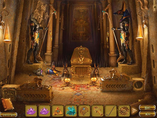 Temple of Life: The Legend of Four Elements Screenshot-2