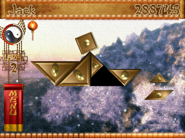 Game screenshot 3 Temple of Tangram