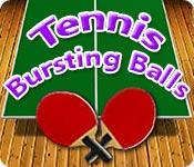 Feature screenshot game Tennis - Bursting Balls