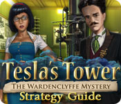 Tesla's Tower: The Wardenclyffe Mystery Strategy Guide
