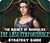 The Agency of Anomalies: The Last Performance Strategy Guide