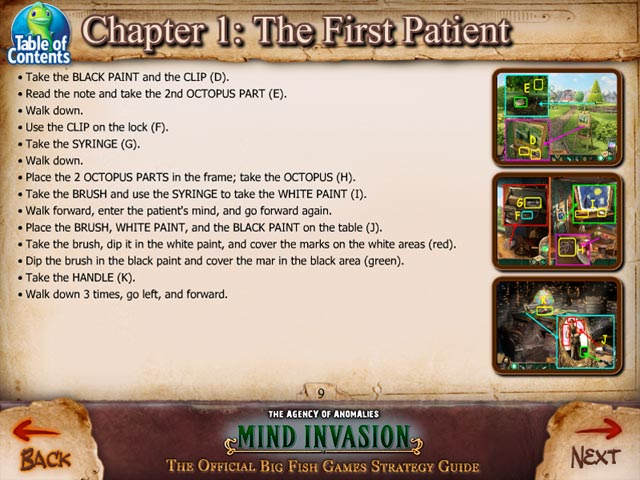 Game screenshot 3 The Agency of Anomalies: Mind Invasion Strategy Guide