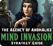 Feature screenshot game The Agency of Anomalies: Mind Invasion Strategy Guide