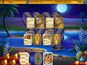 1. The Artifact of the Pharaoh Solitaire game screenshot
