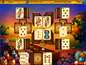 2. The Artifact of the Pharaoh Solitaire game screenshot