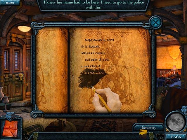 Game screenshot 2 The Beast of Lycan Isle