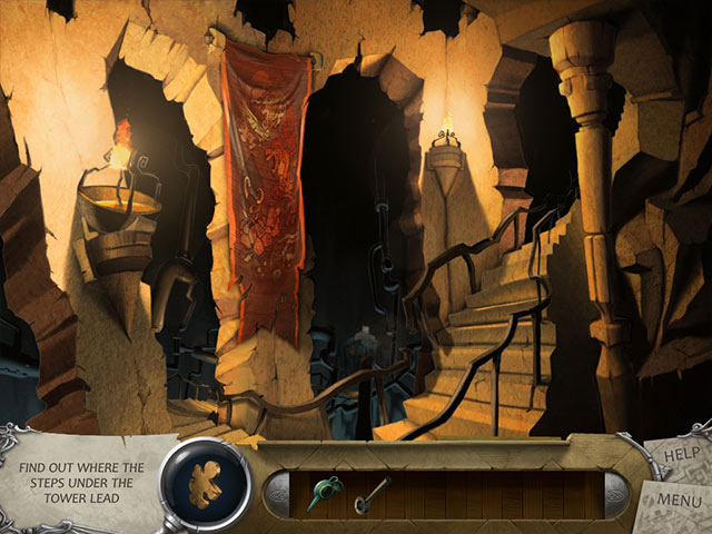 Game screenshot 1 The Big Secret of a Small Town