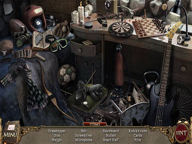 Game screenshot 1 The Book of Desires