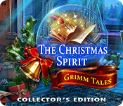 Feature screenshot game The Christmas Spirit: Grimm Tales Collector's Edition