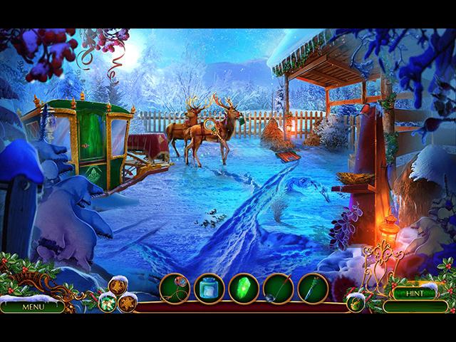 Game screenshot 1 The Christmas Spirit: Grimm Tales