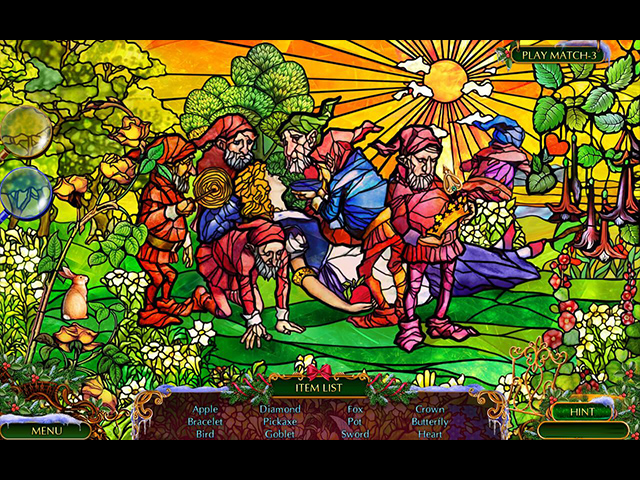 Game screenshot 2 The Christmas Spirit: Grimm Tales