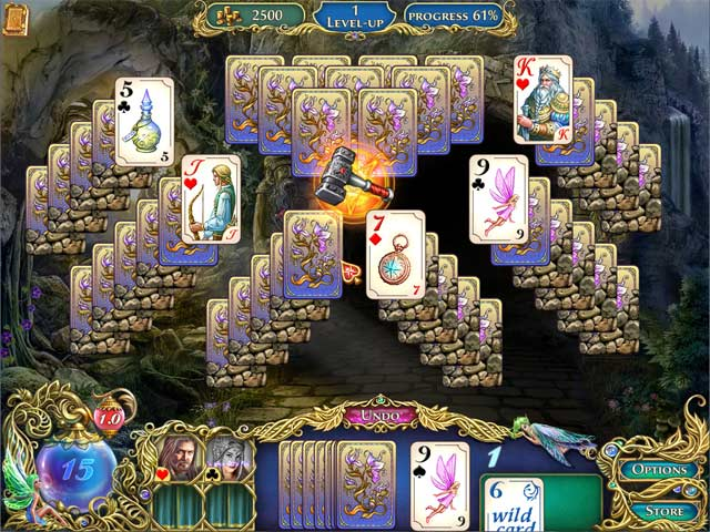 Game screenshot 1 The Chronicles of Emerland Solitaire
