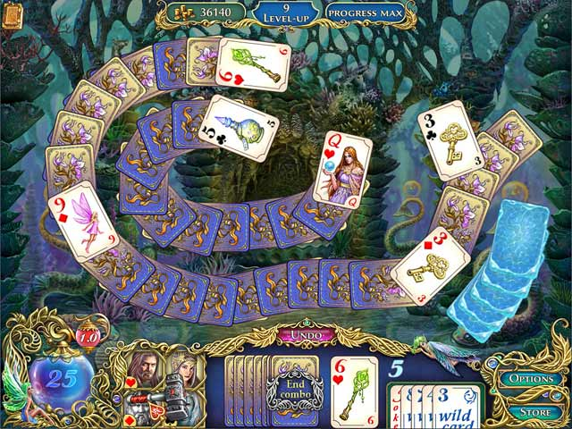 Game screenshot 2 The Chronicles of Emerland Solitaire