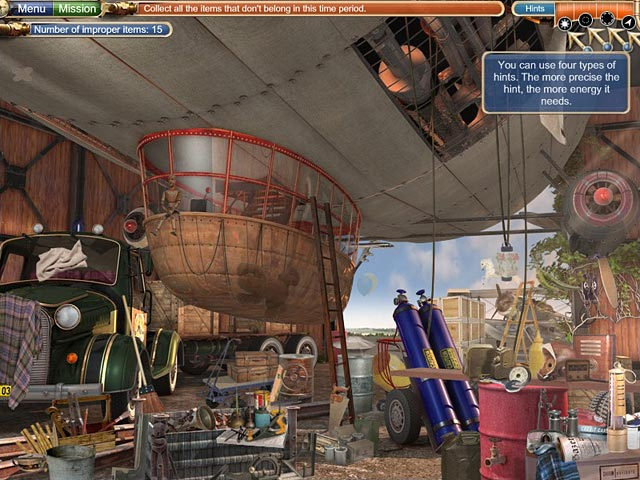 Game screenshot 1 The Clumsys