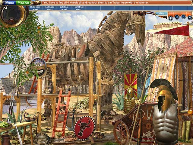 Game screenshot 2 The Clumsys