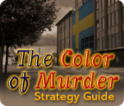The Color of Murder Strategy Guide