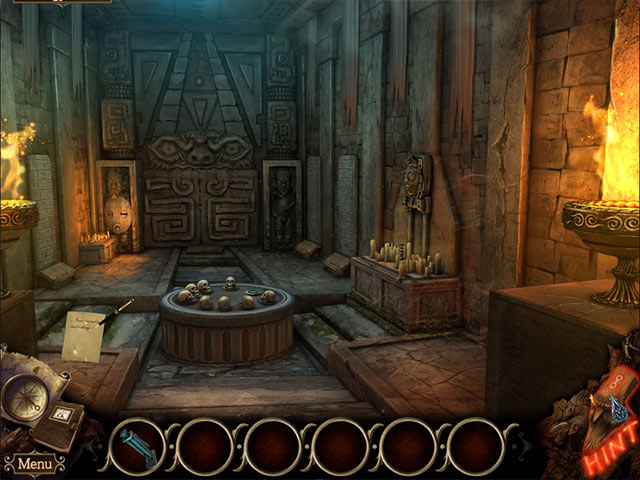 Game screenshot 2 The Cursed Island: Mask of Baragus