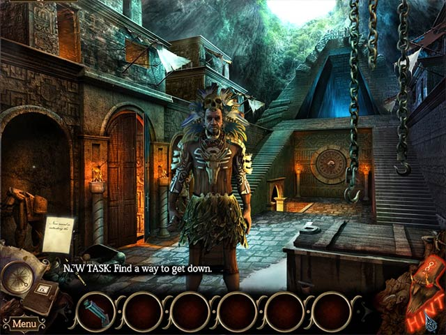 Game screenshot 3 The Cursed Island: Mask of Baragus