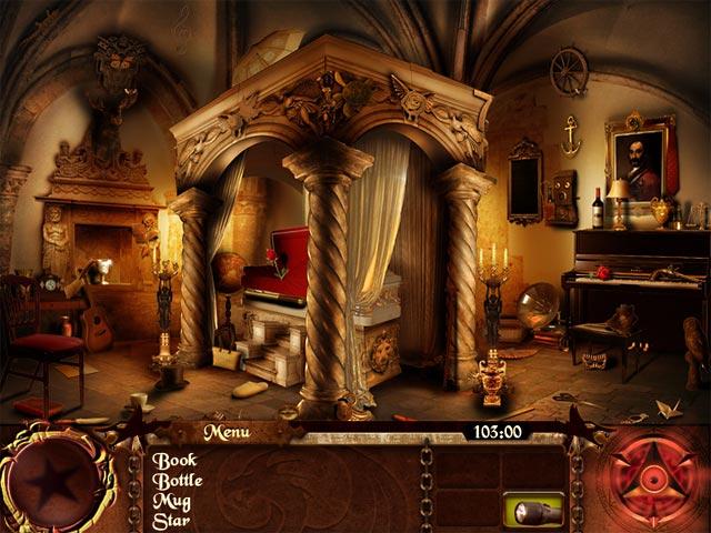 Game screenshot 1 The Dracula Files