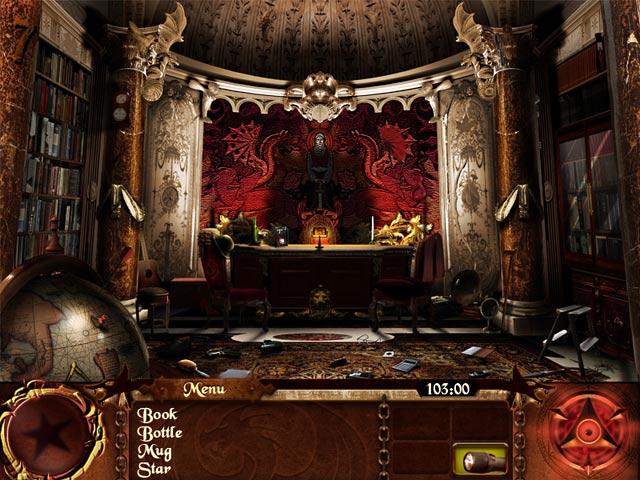 Game screenshot 2 The Dracula Files