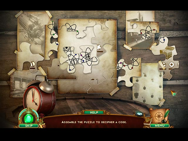 Game screenshot 3 The Emerald Maiden: Symphony of Dreams
