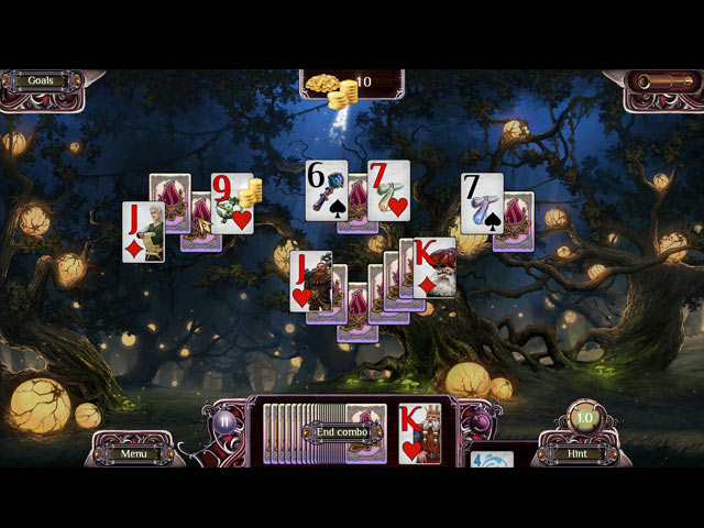 Game screenshot 1 The Far Kingdoms: Age of Solitaire