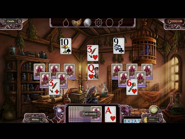 Game screenshot 2 The Far Kingdoms: Age of Solitaire