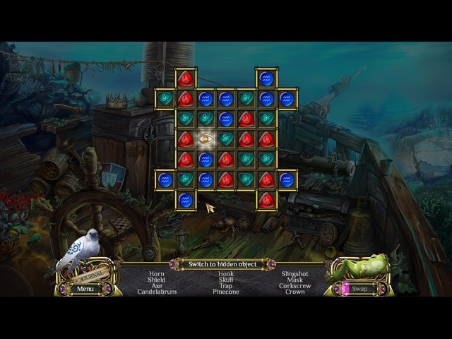 Game screenshot 1 The Far Kingdoms: Elements