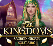 Feature screenshot game The Far Kingdoms: Sacred Grove Solitaire