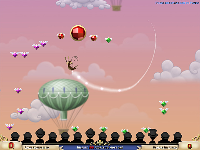 Game screenshot 2 The Flying Trapeezees