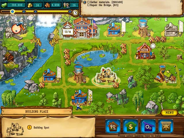 Game screenshot 2 The Golden Years: Way Out West