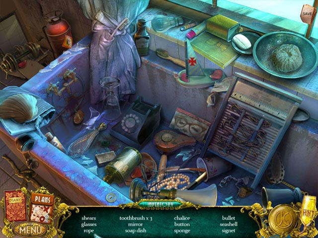 Game screenshot 1 The Great Gatsby: Secret Treasure
