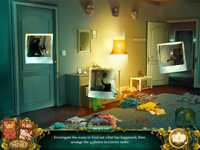 Game screenshot 3 The Great Gatsby: Secret Treasure