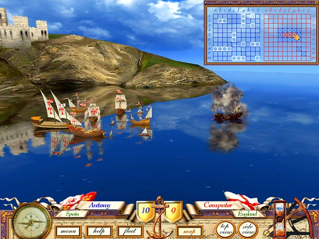 Video for The Great Sea Battle: The Game of Battleship