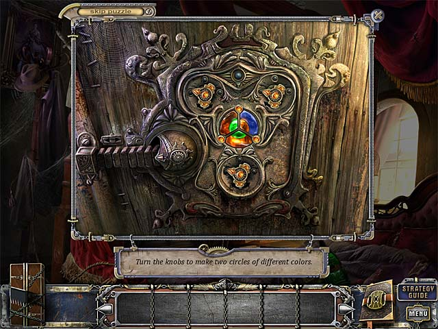 Game screenshot 3 The Great Unknown: Houdini's Castle Collector's Edition