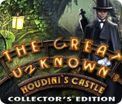 The Great Unknown: Houdini's Castle Collector's Edition - Mac