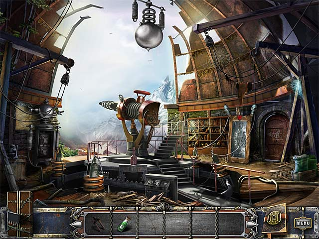 Game screenshot 3 The Great Unknown: Houdini's Castle