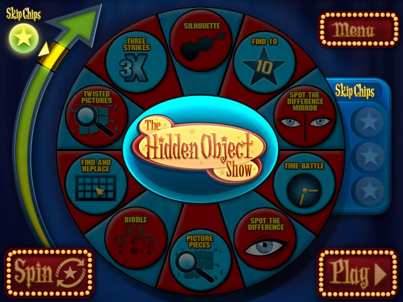 Video for The Hidden Object Show