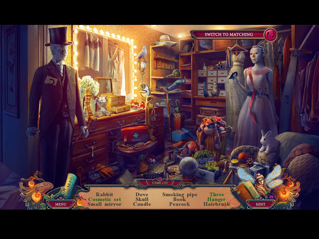 The Keeper of Antiques: The Imaginary World - Review