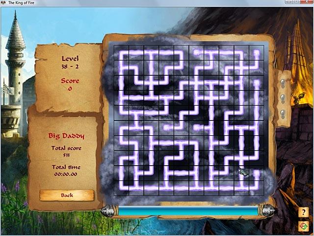 Game screenshot 1 The King of Fire