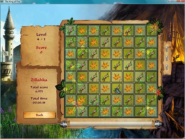 Game screenshot 2 The King of Fire