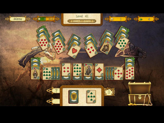 The Legend Of King Arthur Solitaire img