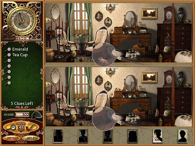 Game screenshot 2 The Lost Cases of Sherlock Holmes