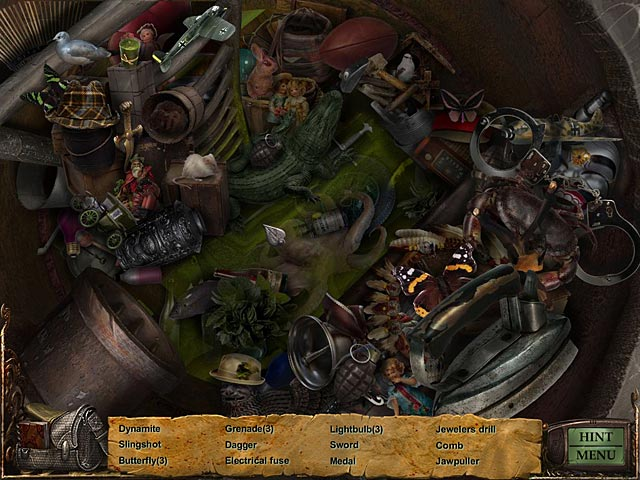 Game screenshot 3 The Lost City: Chapter One