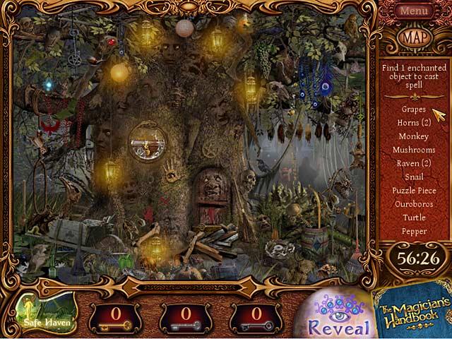 Game screenshot 3 The Magician's Handbook II: Blacklore