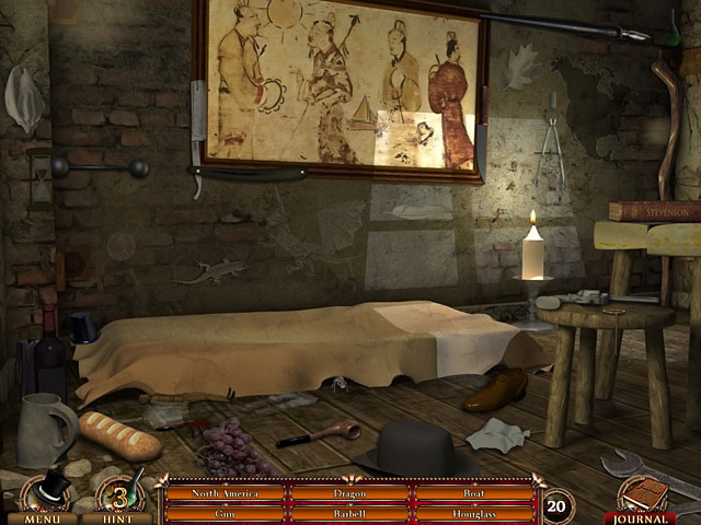 Game screenshot 1 The Mysterious Case of Dr. Jekyll and Mr. Hyde