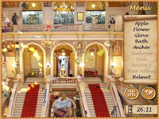 Game screenshot 1 The Mysterious City: Golden Prague